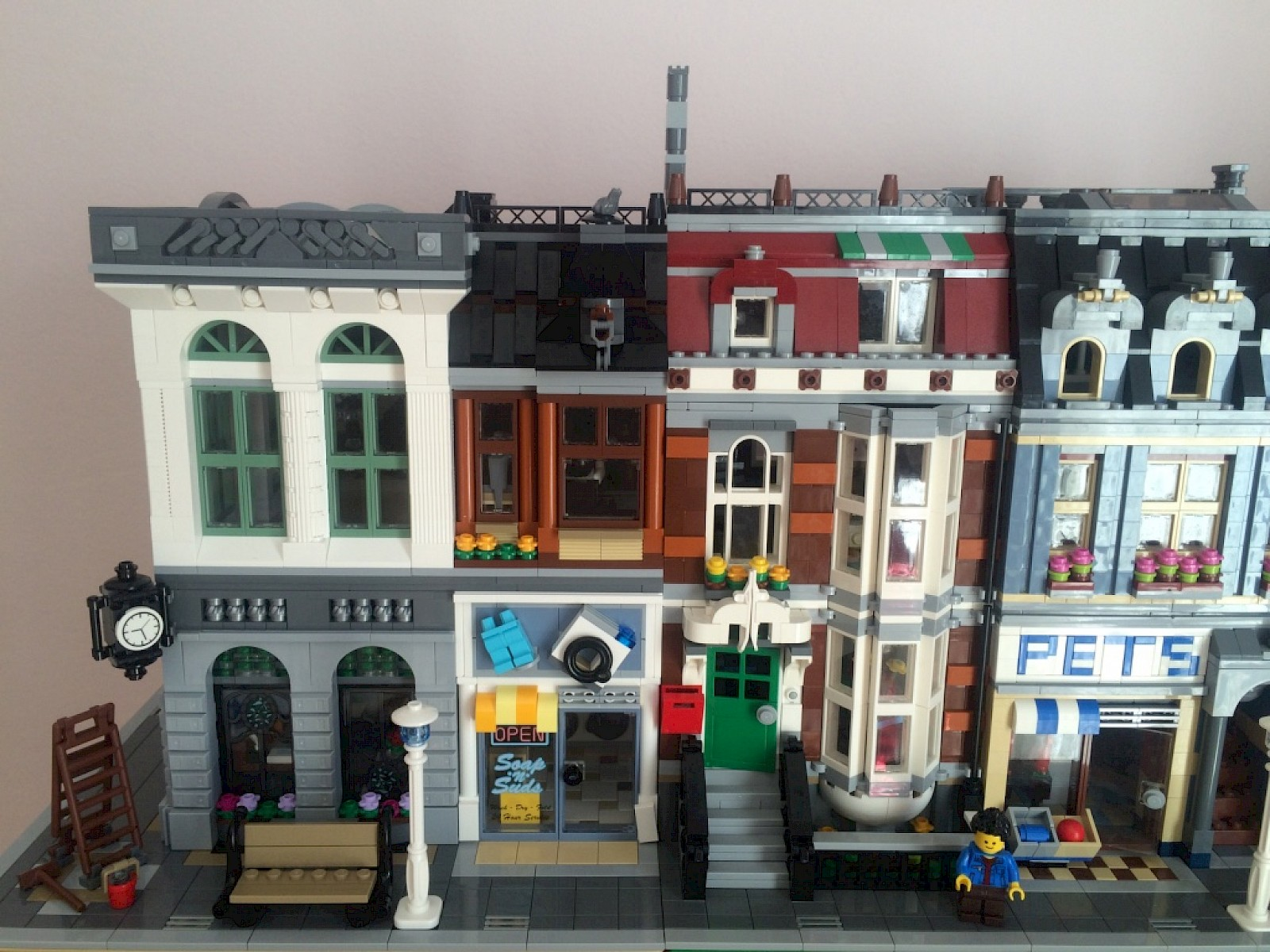 lego houses bioreg biochromatography and. Black Bedroom Furniture Sets. Home Design Ideas