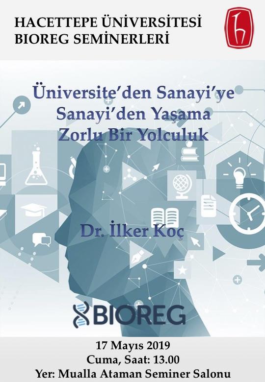 2019 - BIOREG - Biochromatography and Biodiagnostics
